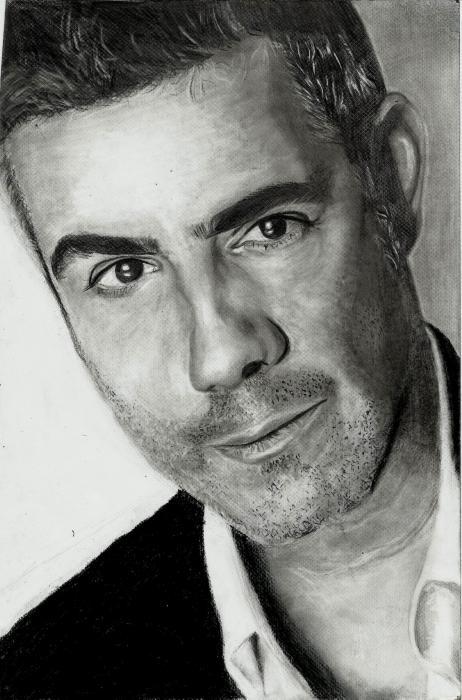 Alessandro Safina by Anushik